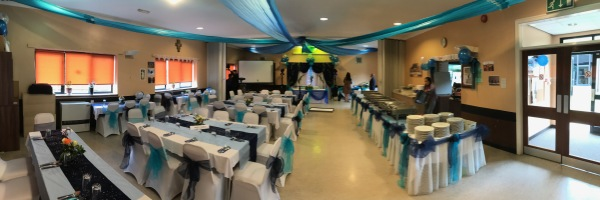 Photo for newsletter - hall deco